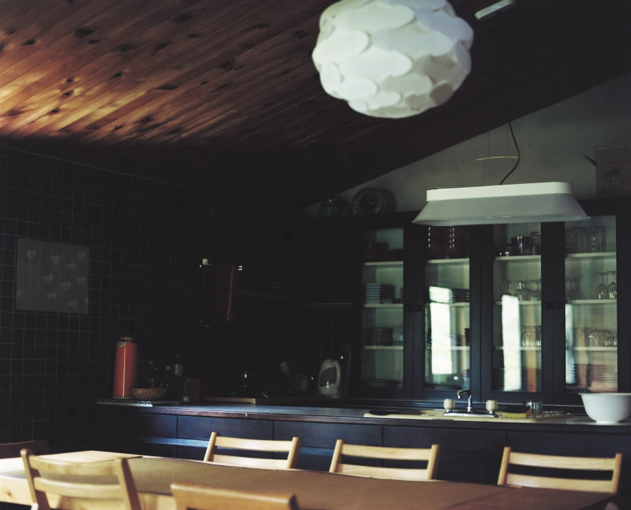Tanuki Lodge, Niseko Photo by Carole Whitehead